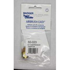 Badger adapteri 1/4""